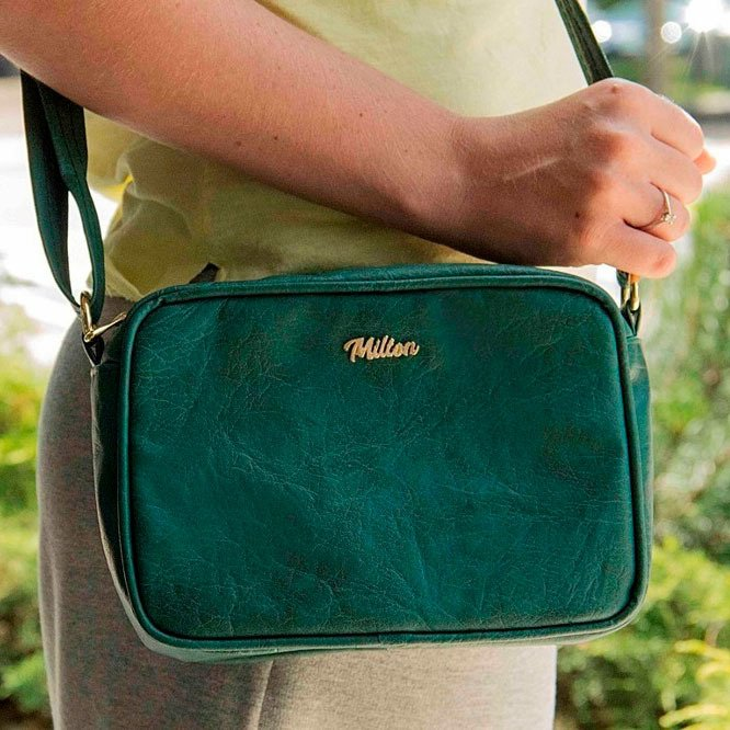 Listonoszka damska Milton ML01 zielona