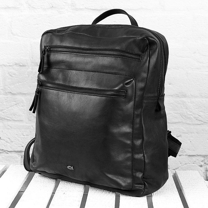 Skórzany plecak na laptopa unisex Daag Storm 1