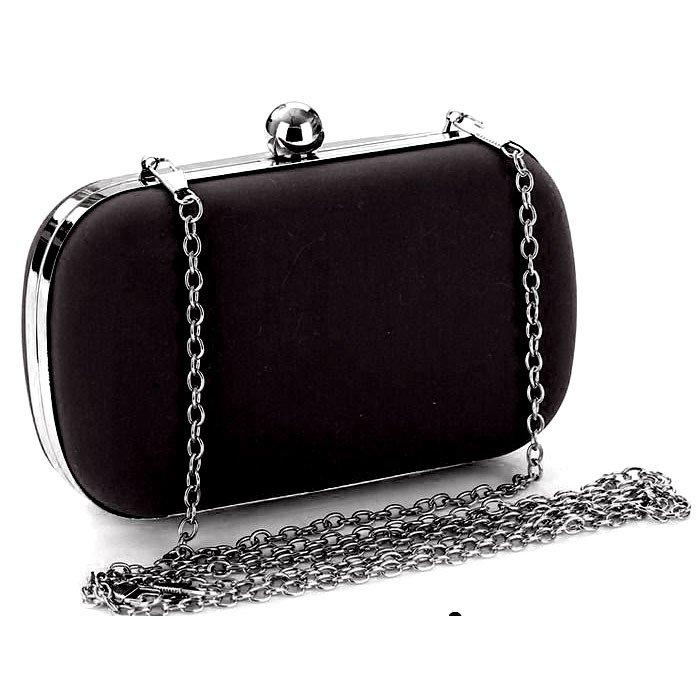 Elegancka torebka damska puzderko CAT38 czarna