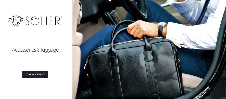 d329dc3408b35 ... Solier torby portfele akcesoria męskie ...